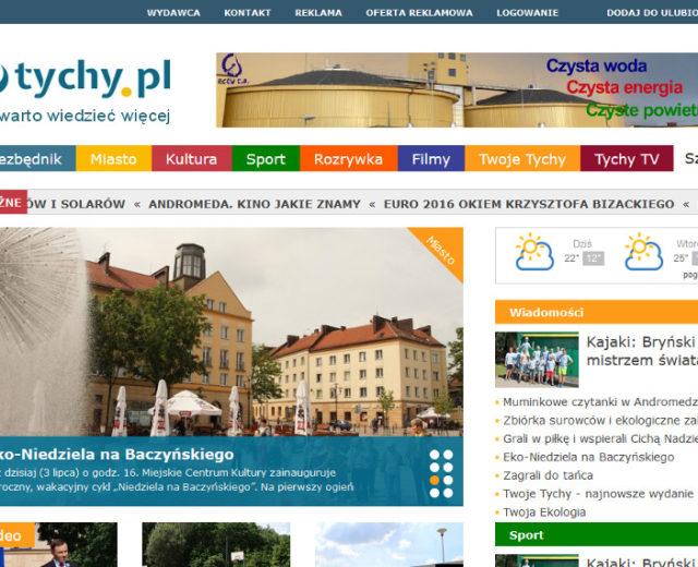 Portal Miasta Tychy
